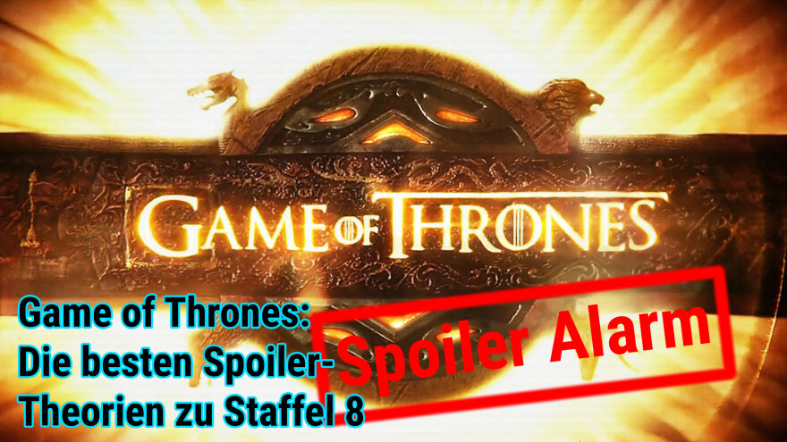 Game Of Thrones Staffel 8 50 Interessante Spoiler Und Leaks Aus Dem