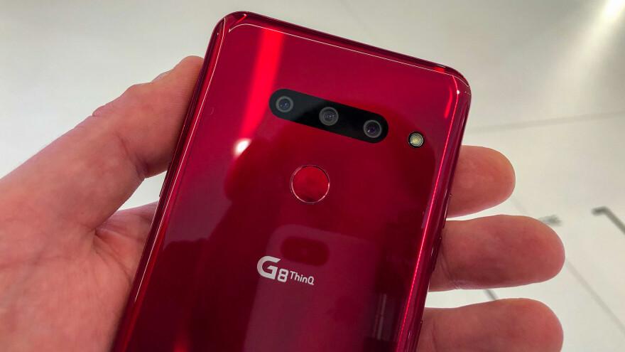 ea473715441dd LG G8 ThinQ im Kurztest  Erstes Smartphone mit Venenscanner - NETZWELT