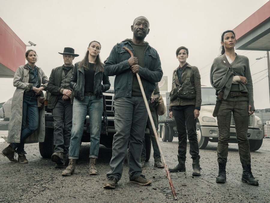 Fear The Walking Dead Staffel 3 Release
