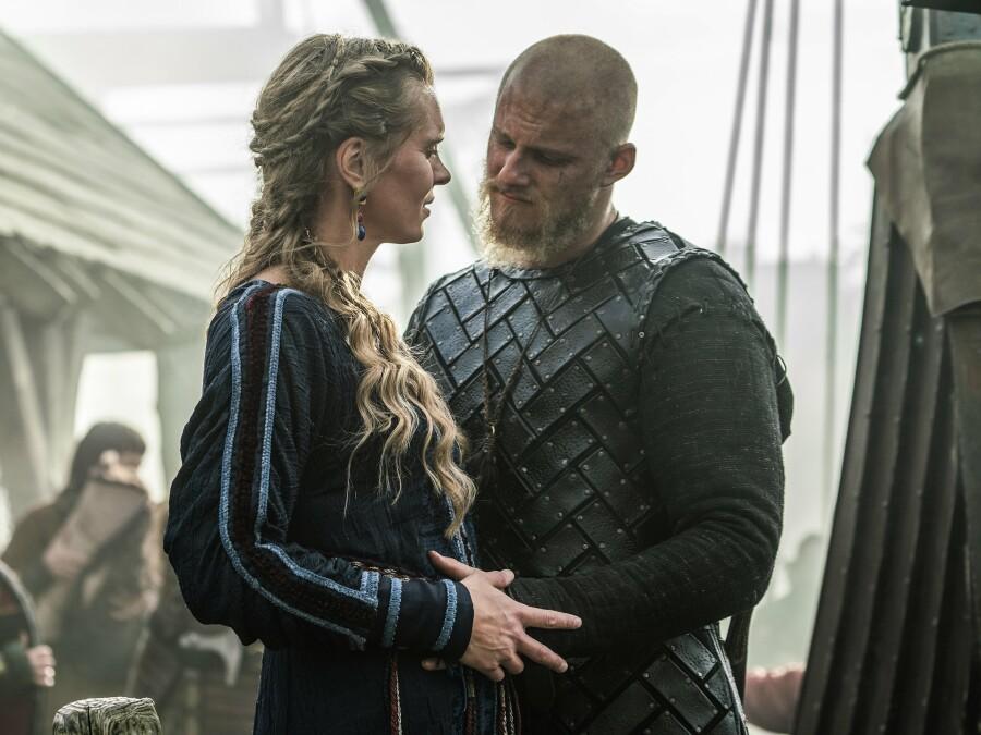 Vikings Frau Von Björn