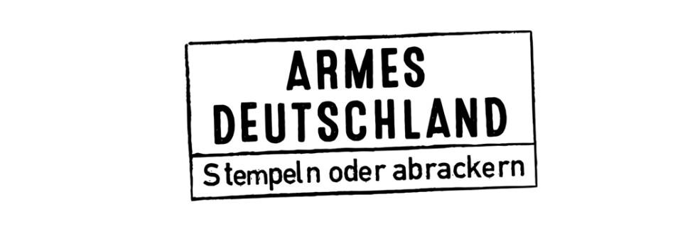 Armes Deutschland Neue Folgen