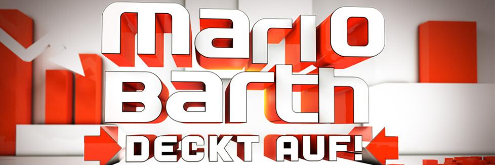 Mario Barth Show Stream