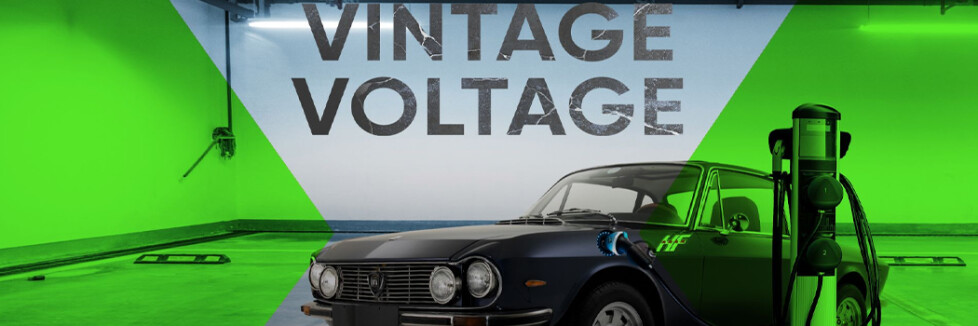 Vintage Voltage TV Show: Converting Classic Cars to