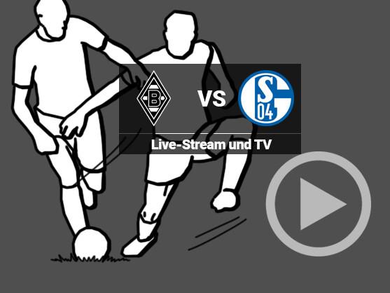schalke gegen gladbach live stream