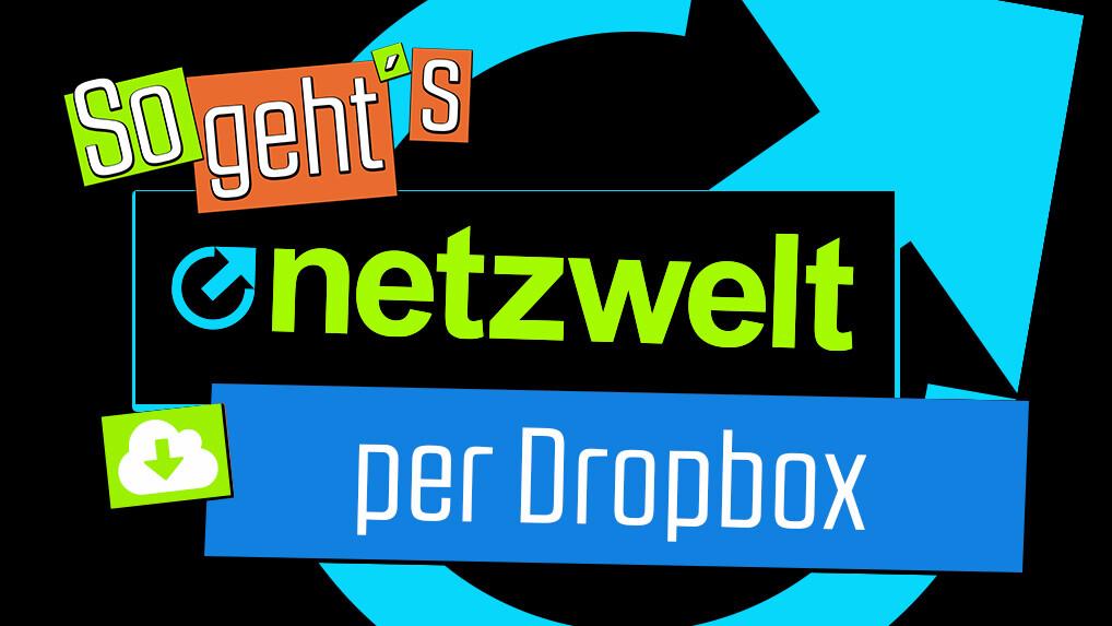so geht's: dropbox - freunde einladen - netzwelt, Einladung