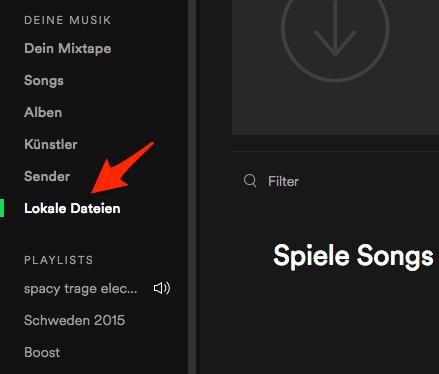 spotify playlist herunterladen ohne wlan