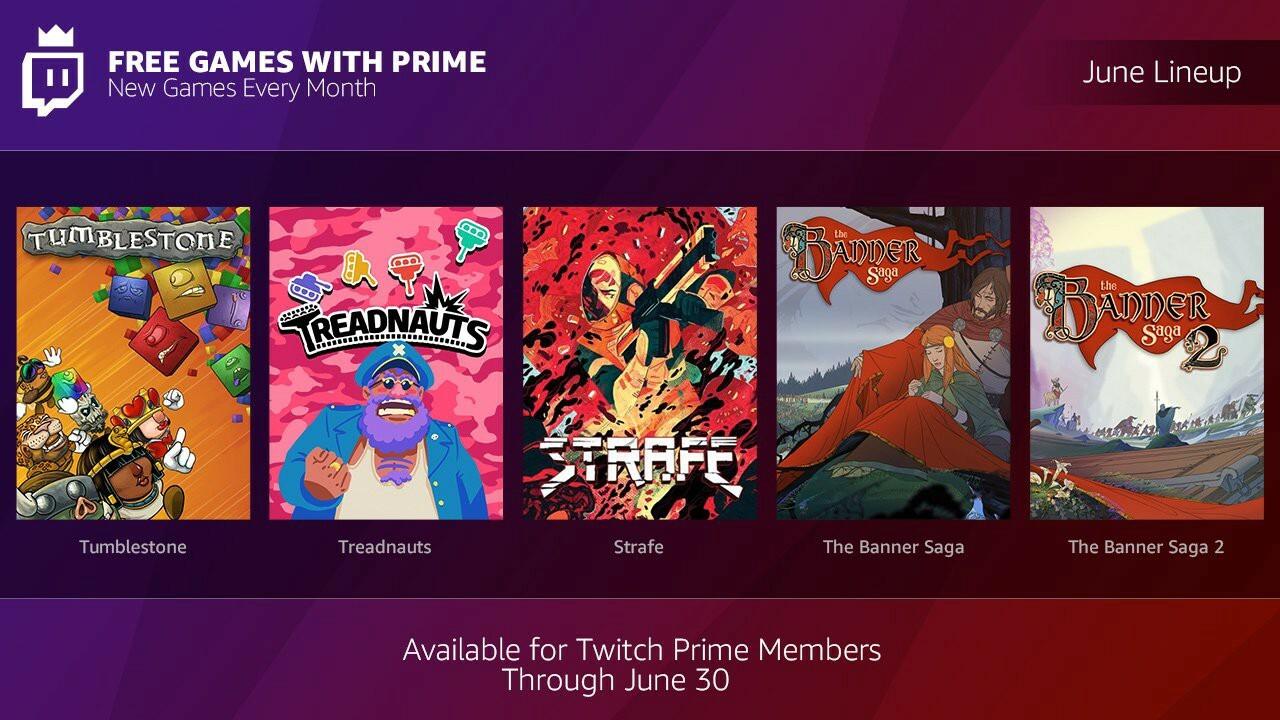 Twitch Prime Vorteile