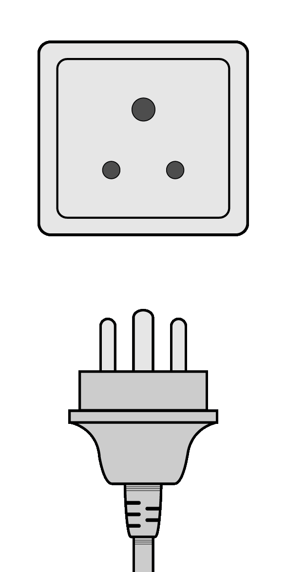 Steckertyp 'D'
