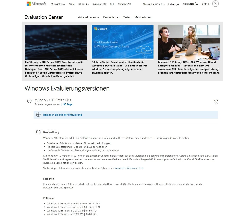 Windows 10 Aktivierung Umgehen