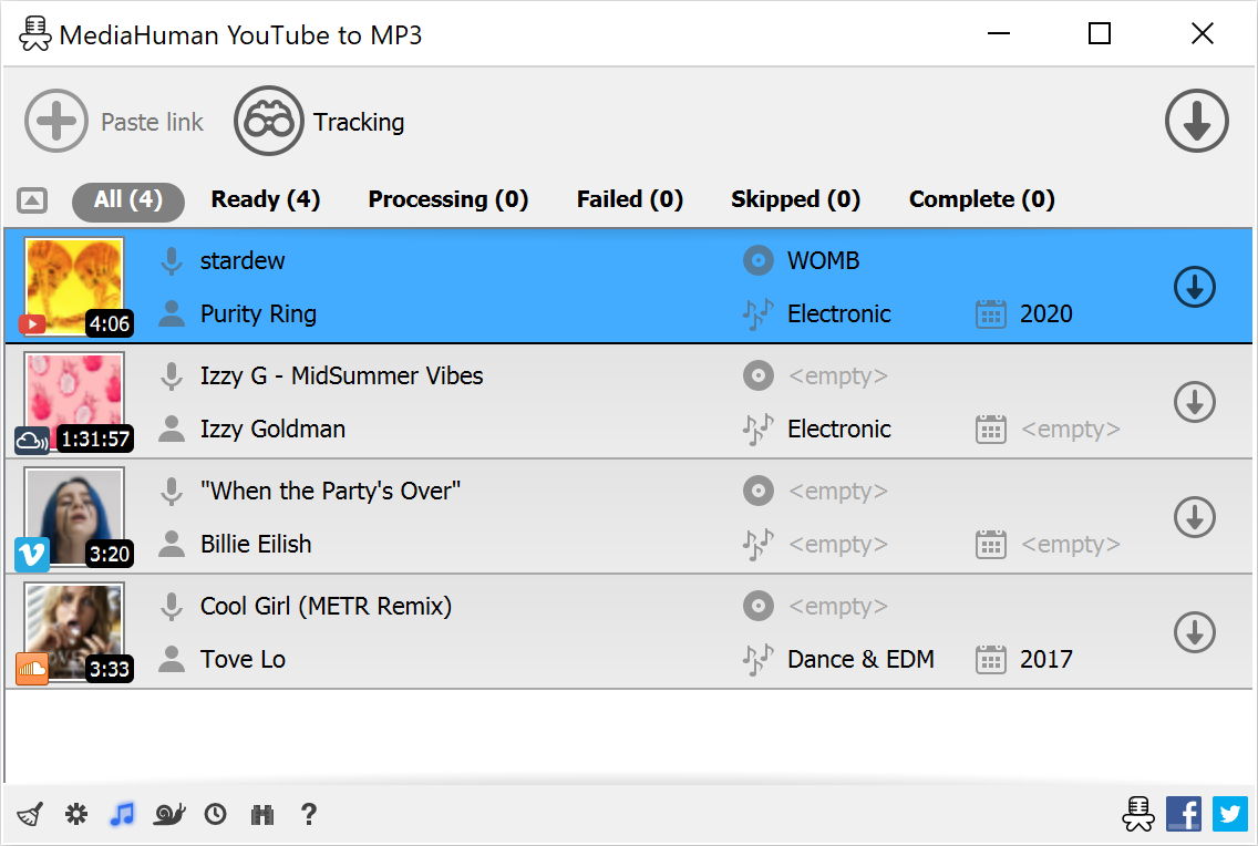 MediaHuman YouTube to MP20 Converter   Download   NETZWELT