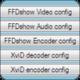 Windows 7/8 Codecs Logo