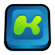 Kazaa Media Desktop Logo