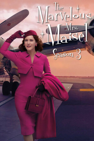 The Marvelous Mrs. Maisel Staffel 3
