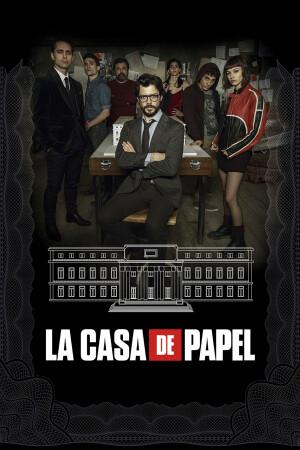 La Casa De Papel Staffel 2