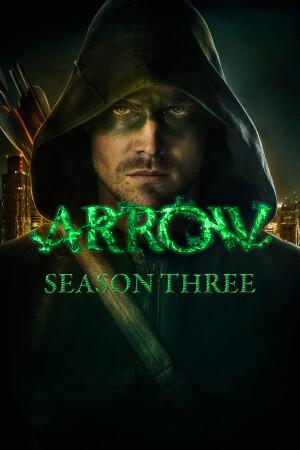arrow staffel 3 vox