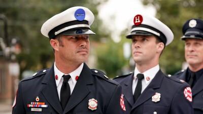 Chicago Fire Sendetermine