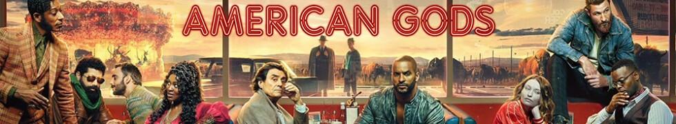 Serien Stream American Gods