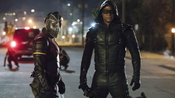 Arrow Staffel 6 Folge 8