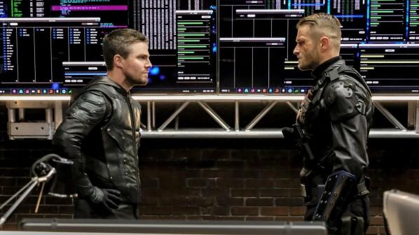 Arrow Staffel 6 Deutsch Start