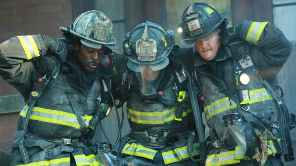 Chicago Fire - Staffel 2 - Episode 1