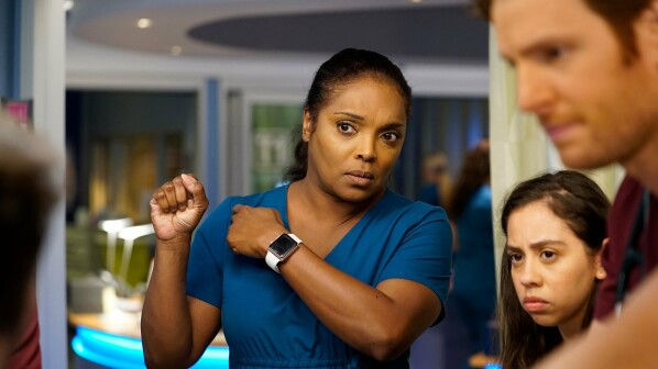 Chicago Med - Staffel 4 - Episode 1