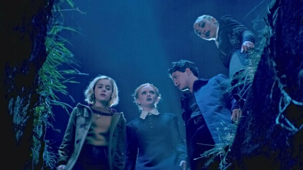 Chilling Adventures Of Sabrina Staffel 1 Episodenguide