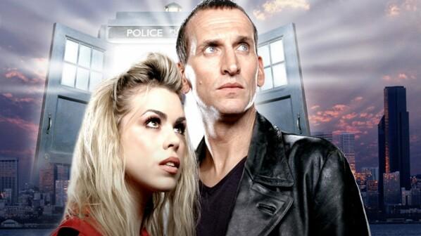 Doctor Who Staffel 1 Netzwelt