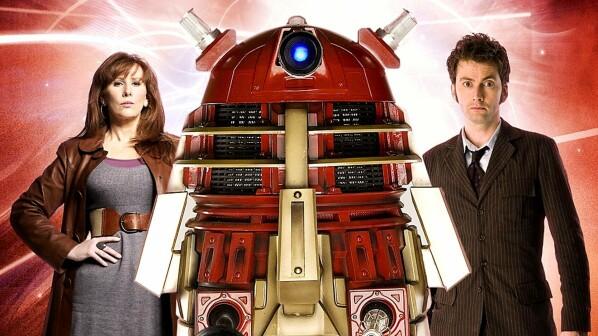Doctor Who Staffel 4 Netzwelt