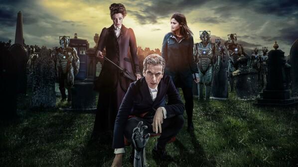 Dr. Who Staffel 8