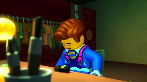 Lego Ninjago Staffel 4 Wettkampf Der Elemente Netzwelt