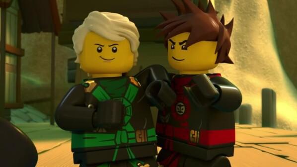 Lego Ninjago Staffel 5 Morro Netzwelt