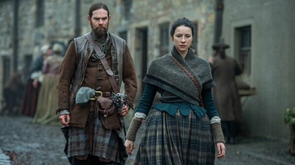 outlander episodenguide