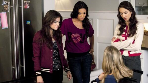 Pretty Little Liars - Staffel 1: Episodenguide und Infos ...