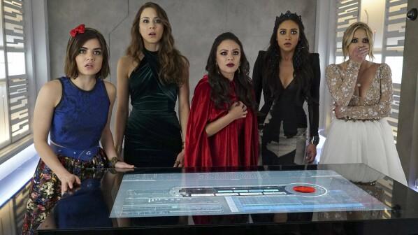 Bs To Pretty Little Liars Staffel 6