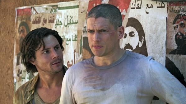 Prison Break Staffel 5 Episodenguide
