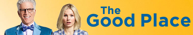 The Good Place Banner
