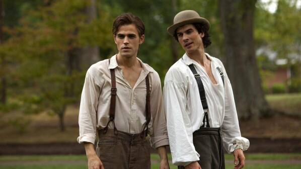 Vampire Diaries Staffel 1 Als Stream Und Im Tv Empfangen