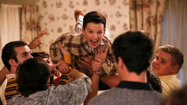 Young Sheldon Staffel 1 Episodenguide Netzwelt